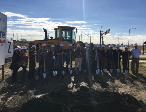 iCare DFW Groundbreaking